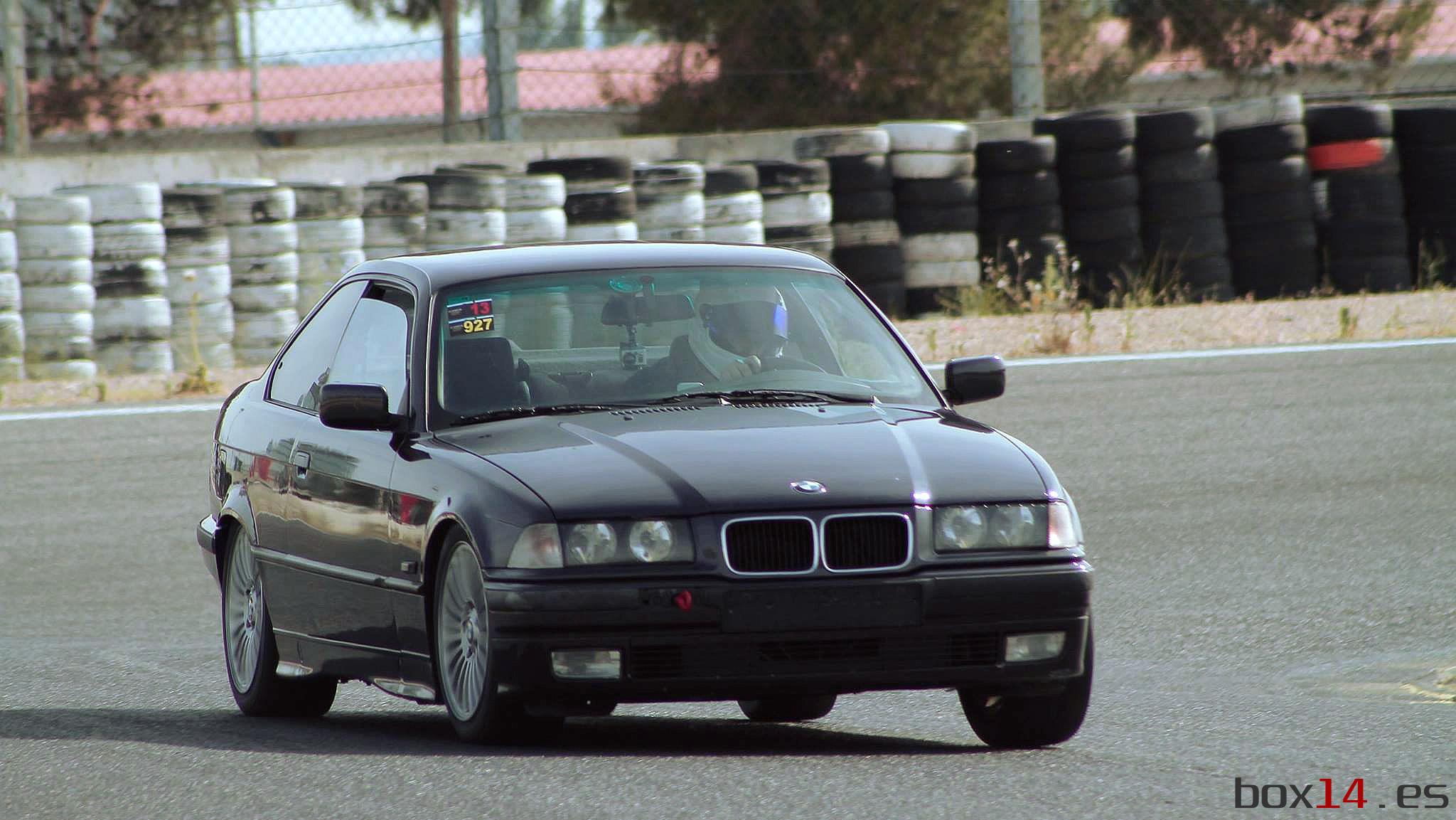 BMW e36 328i para Tandas – Parte I