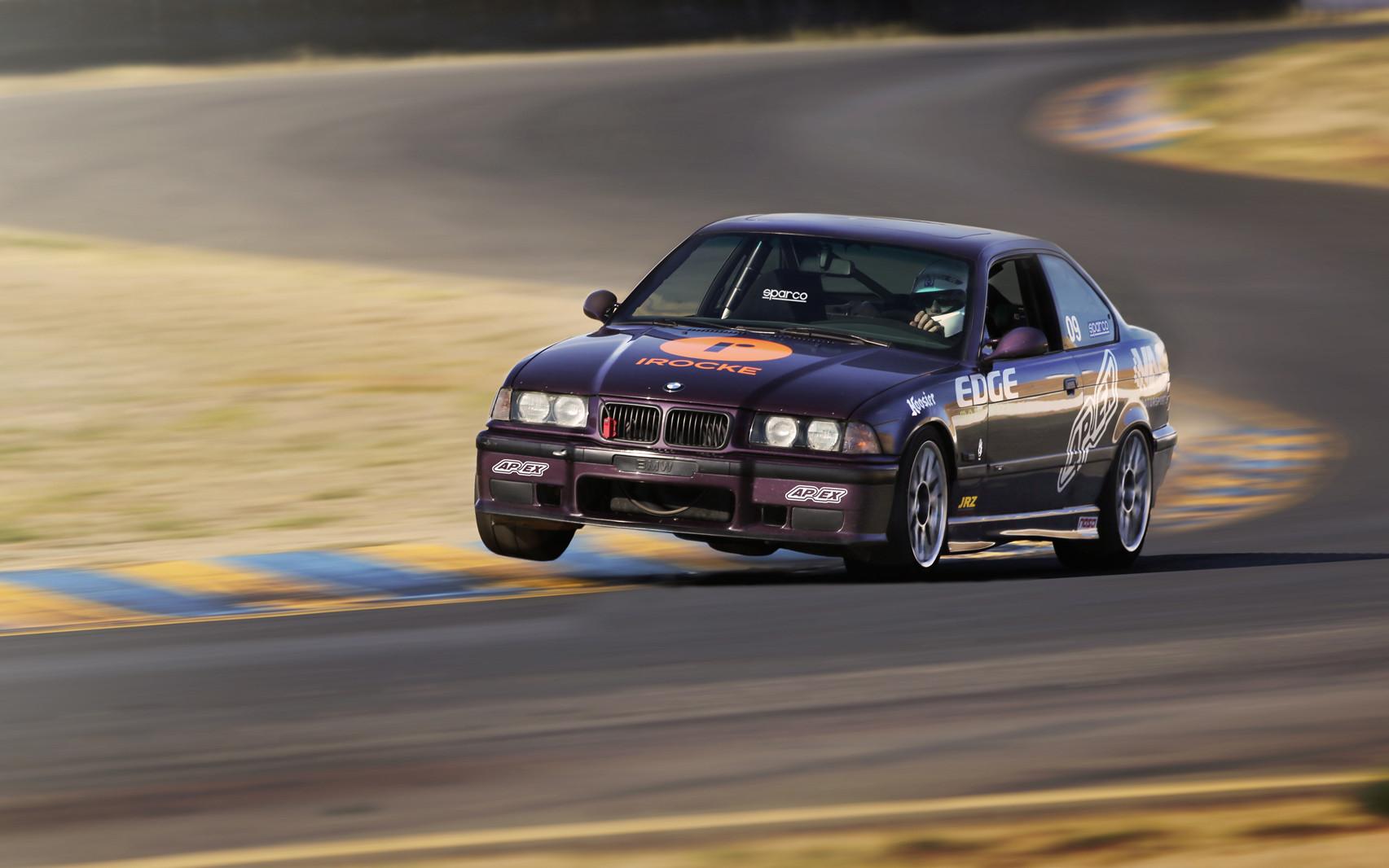 BMW e36 328i para Tandas – Parte II